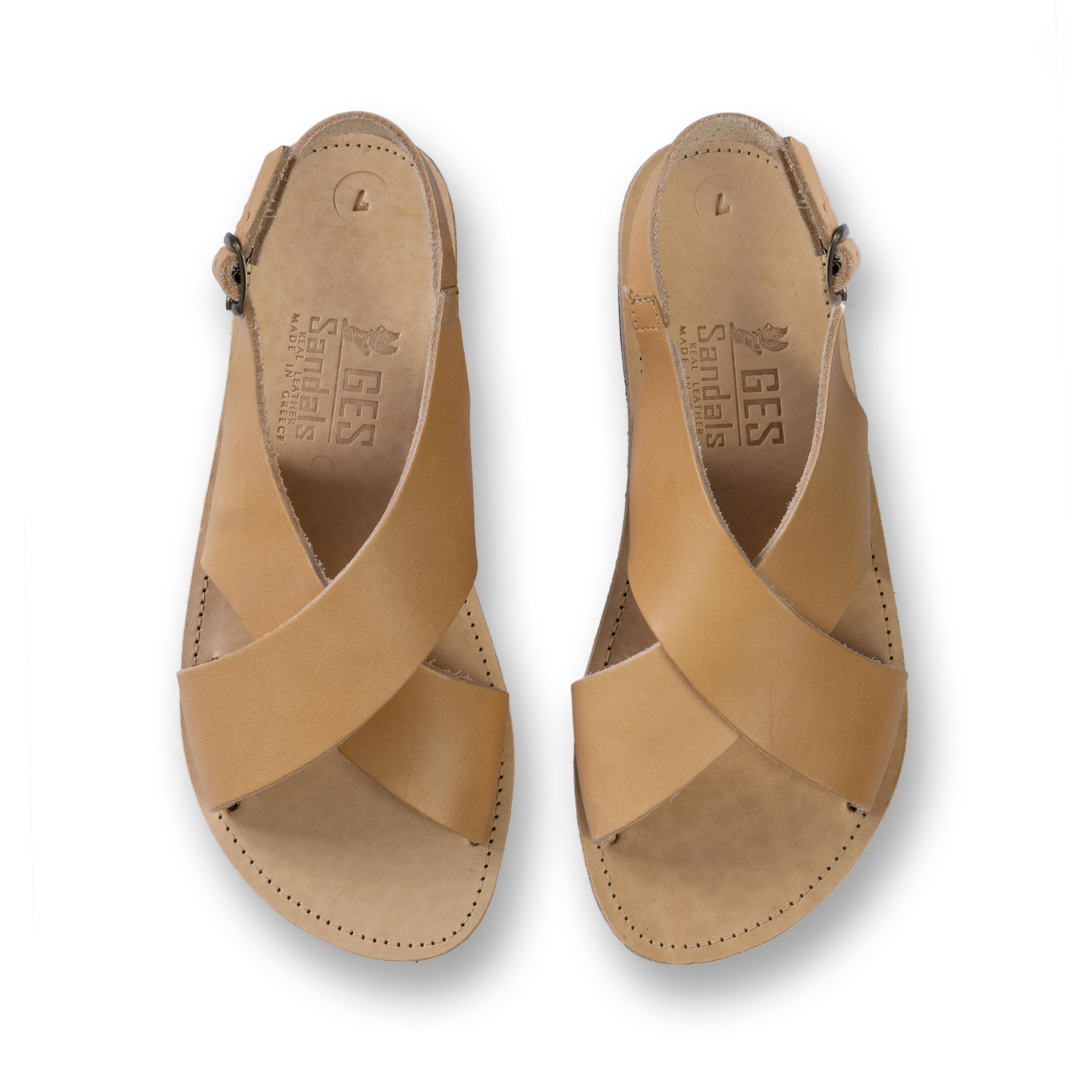 12df6e9354d8ce Women s Classic Sandal - Handmade Greek Sandal - Classic Sandal - A ...