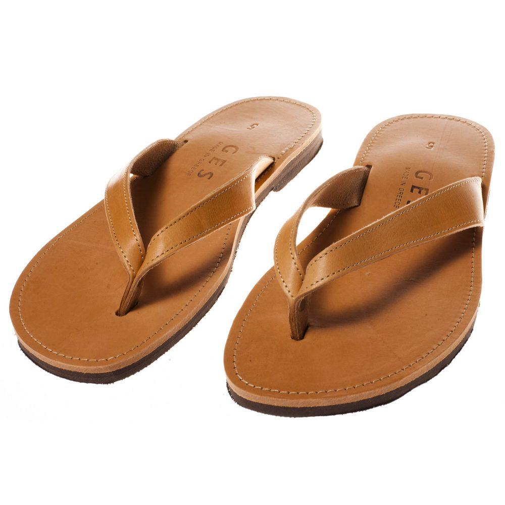 fdea4855a48b7b Men s Sandal - Handmade Greek Sandal - A  Quality Leather 100 ...