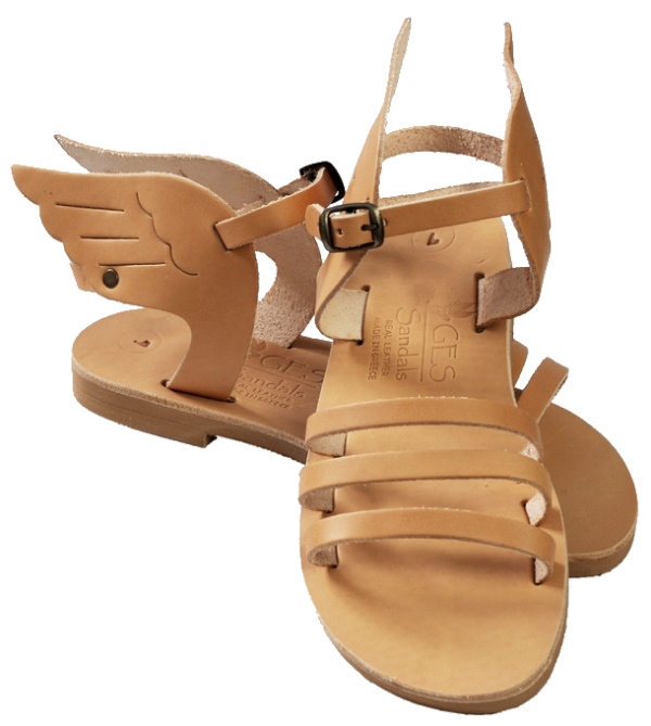 4f1d4e935b GES Sandals - Δερμάτινα Σανδάλια GES - Classic   New Collection 2018