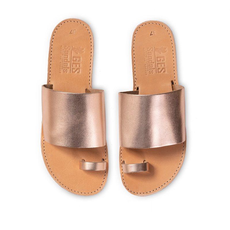 ec4c71c64d GES Sandals - Δερμάτινα Σανδάλια GES - Classic   New Collection 2018